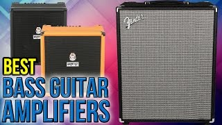 Download 9 Best Bass Guitar Amplifiers 2017 Video