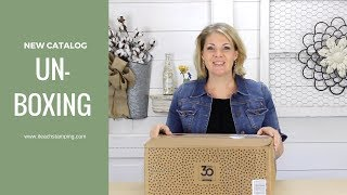Download Stampin Up! 2018-2019 New Catalog Unboxing Video Video