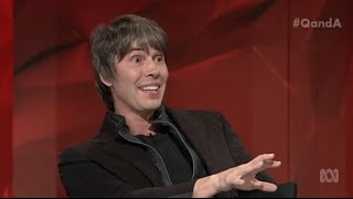 Download Professor Brian Cox exposes & destroys One Nation's Malcolm Roberts - Q&A full episode 15/8/2016 Video