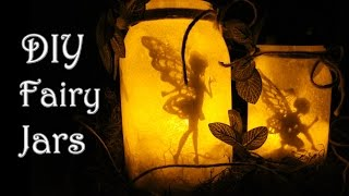 Download DIY: FAIRY GLOW JARS | NO TISSUE PAPER | FAIRY LANTERN + GIVEAWAY Video