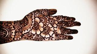 Download beautiful mehndi designs bridal mehndi-bridal henna designs for full hands-1 Video