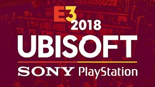 Download E3 Ubisoft & Sony PlayStation Press Conferences - IGN Live 2018 Video