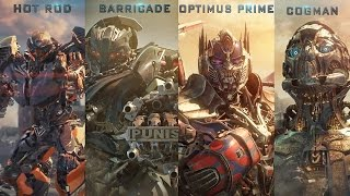 Download TRANSFORMERS - THE LAST KNIGHT | Motion Poster Video