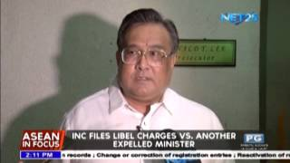 Download INC files libel charges against another expelled INC minister Video