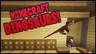 Download Minecraft Dinosaurs! || 488 || Kill All Dinosaurs! Video