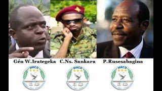 Download Twabajije Jenerali W. Irategeka, C. Sankara na P. Rusesabagina, niba koko binjiye mu mpinduka Video