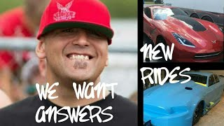 Download Big Chief WE WANT ANSWERS!! plus STREET OUTLAWS has some new cars!! Video