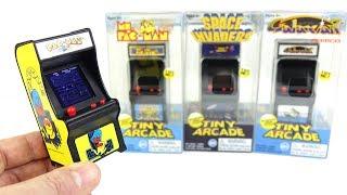 Download Tiny Arcade - Playable Mini Arcade Games Video