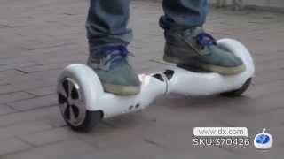 Download Fresh Vehicle Again! EYU X1 2-Wheel Self Balance Drifting Electric Vehicle - DX Video