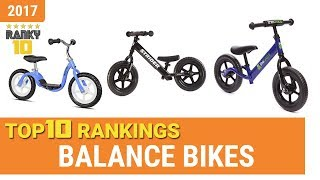 Download Balance Bikes Top 10 Rankings, Reviews 2017 & Buying Guides Video
