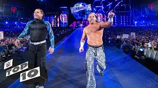 Download WrestleMania's memorable returns: WWE Top 10, March 24, 2018 Video
