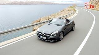 Download Mercedes-Benz SLC Video