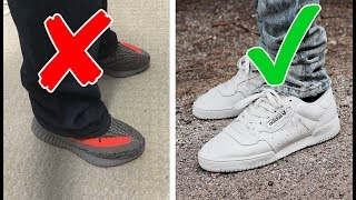 Download 5 SNEAKER RULES EVERY GUY SHOULD FOLLOW! Video