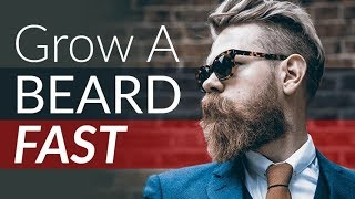 Download Grow A Great Beard | 3 Men's Grooming Tips With Beardbrand Video
