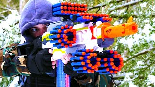 Download Nerf War: 2 Million Subscribers Video