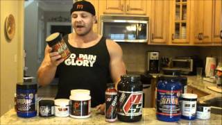 Download Ultimate PreWorkout Stacks For Bulking And Cutting Video