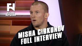 Download UFC 206: Misha Cirkunov In-Studio - Full Interview Video