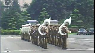 Download 憲兵軍樂隊總統府升降旗 Video