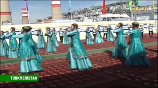 Download Ekopazar 26 Ekim 2014 Türkmenistan Çalık Enerji Video