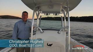 Download Mako 234 Center Console Test 2012- By BoatTest Video