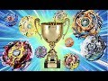 Which God Beyblade is the Best? | Beyblade God Tournament! | Beyblade Burst Battle
