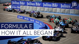 Download How it all began: the story of Formula E Video