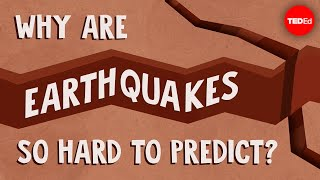 Download Why are earthquakes so hard to predict? - Jean-Baptiste P. Koehl Video