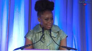 Download Chimamanda Ngozi Adichie's Closing Story Video