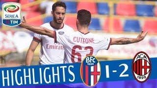 Download Bologna - Milan 1-2 - Highlights - Giornata 35 - Serie A TIM 2017/18 Video