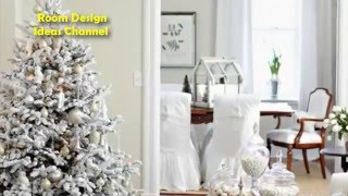 Download Christmas Tree Decorating Themes - Cheap Christmas Tree Decorating Ideas | White Christmas Tree Video