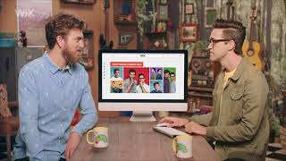 Download Wix Official 2018 Big Game Ad with Rhett & Link — Extended Version Video