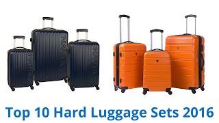 Download 10 Best Hard Luggage Sets 2016 Video