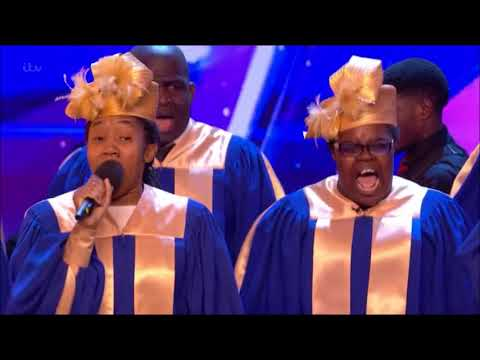 DMU: This Group Said To Be The BEST Gospel Choir In Britain! | Britain's Got Talent 2018