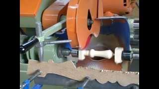 Download tour a bois copieur .MOD part 2 Video