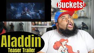 Download Aladdin | Teaser Trailer Reaction Video