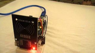 Arduino ESP8266 RFID Post data to Mysql & multiple lcd Part 1 Free