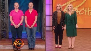 Download Shocking Head-To-Toe Makeovers For Twins Turning 40 | Rachael Ray Show Video