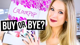 Download BUY OR BYE: ColourPop Cosmetics || What Worked & What Didn't Video
