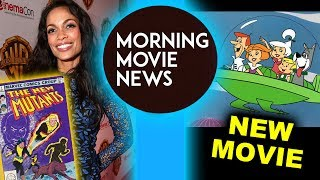 Download New Mutants 2018 to cast Rosario Dawson? Warner Bros Animation The Jetsons Movie Video