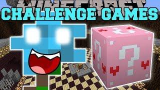 Download Minecraft: EVIL FLOWER CHALLENGE GAMES - Lucky Block Mod - Modded Mini-Game Video