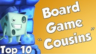 Download Top 10 Board Game ″Cousins″ - with Tom Vasel Video