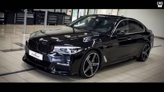 Download BMW G30 530D AC Schnitzer sound module and styling timelapse Video