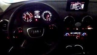 Download 2012 Audi A3 2.0 TDI Ambition Ambiente-Beleuchtung [7/11] Video