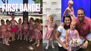 Download 😍 TWO-YEAR-OLD TODDLER'S FIRST DANCE RECITAL 💃 Video