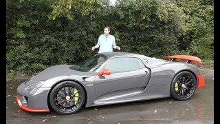 Download Here's Why the Porsche 918 Spyder is Worth $1.7 Million Video