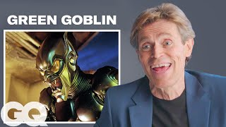 Download Willem Dafoe Breaks Down His Most Iconic Characters | GQ Video