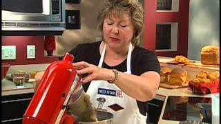 Download How to Make YEAST BREAD Using a STAND MIXER Video