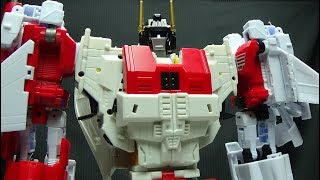 Download JuJiang JET COMMANDER (Superion): EmGo's Transformers Reviews N' Stuff Video