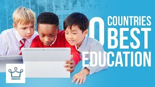 Download Top 10 Countries With The BEST Education Video