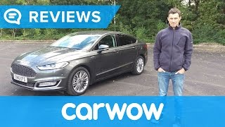 Download Ford Mondeo Vignale 2018 in-depth review | Mat Watson Reviews Video